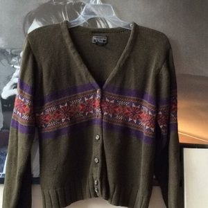 Vintage 90's Abercrombie and Fitch Sweater